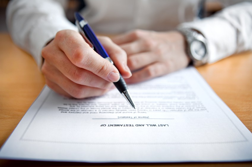 Ask an Attorney: Do I need a Last Will and Testament?