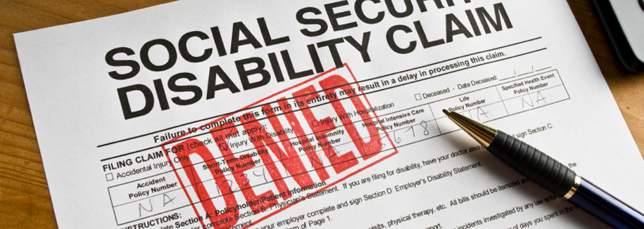 Tennessee has one of the highest denial rates for Social Security Disability applicants in the nation.
