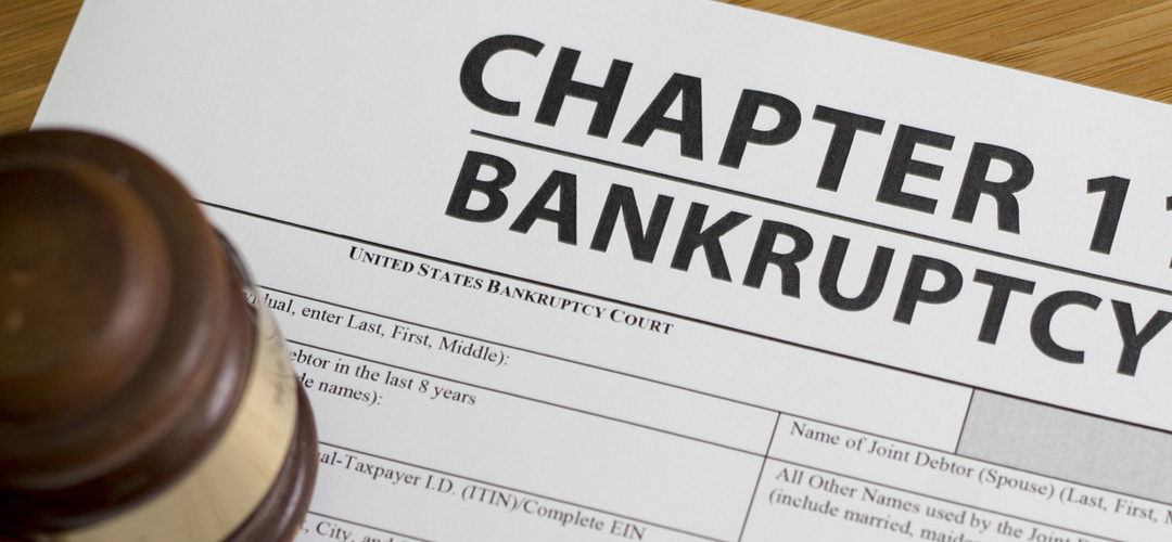 Commercial Chapter 11 Filings Increase 19 Percent from Last Year, Total Filings Drop 3 Percent